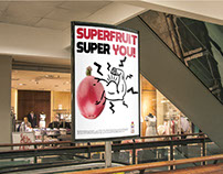 Superfruit, Super You Campaign