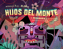 Hijos del Monte - Poster