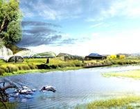 aenf-visuals |The Murray river | i.o.v. Hans Oerlemans