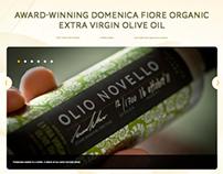 Domenica Fiore Olive Oil