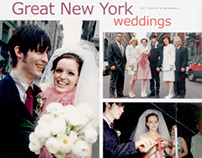 Published nyc wedding photography