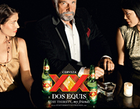Dos Equis Advertising Campaign