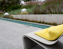 Andrew van Egmond Garden design | NL Katwijk | 2009