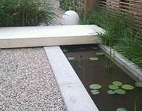 Andrew van Egmond garden design | NL Berkel | 2012