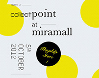 Collect Point - Hong Kong Flagship Store Opening