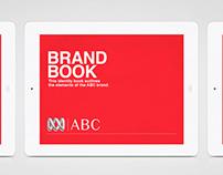 ABC Australian Broadcasting Corporation - Brand Book