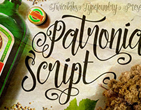 Patronia Script - Font Free