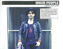 Inked Magazine Janvier-Février 2012