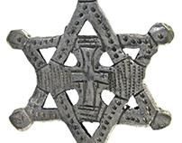 Hebrew pendant