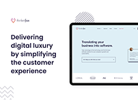 Thinkerfox - A tailored software service experience