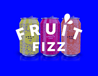 Branding : Fruit Fizz