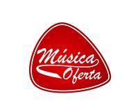 Música Oferta Logo e Cartao de Visita