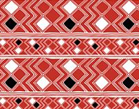 Yuchi Inspired Pattern Designs