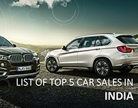 List of Car Sales in India