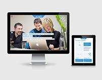smartB Corporate Website