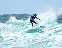 World Surfing Championships Fistral beach Newquay