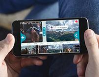 Weaverize - Branding // Interfaces web et mobile