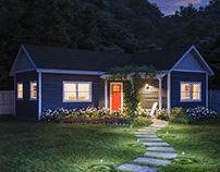 The Jordan - Backyard House