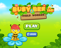 Busy Bee inc: field worker