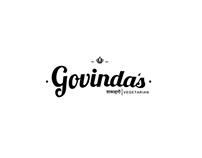 Govinda's - Rebranding