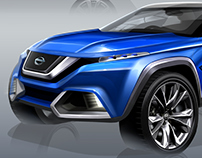 NISSAN - Sprint (Compact-crossover)