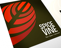 SPICE VINE Branding and Packaging Design
