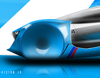 BMW Vision Ix - Master Thesis Project