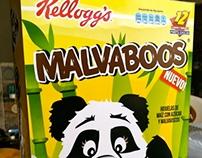 Diseño cereal Kellog's.