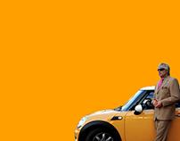 The Yellow Mini Man