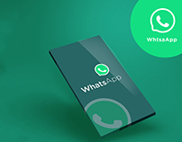 Whatsapp Re-Imagined