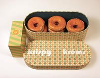 (Fancy) Krispy Kréms Package