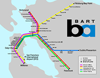 Bart Map Refresh