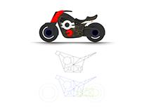 Neobi - Self Powered Motorcycle