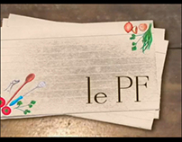 """Le PF"" - Funny Culinary Show"