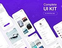 Sell and Buy App [UI KIT]