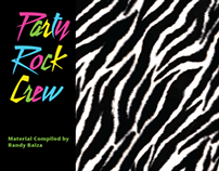 Party Rock Branding Conceptions
