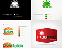 Italian Burgers - Logo
