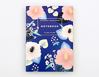 Hibiscus Notebooks