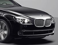 BMW 7 - F01