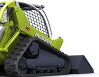 Track Skid Steer Concept