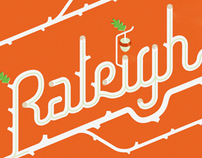 Raleigh Beltline Illustration