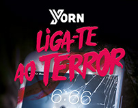 Yorn MOTELX - Liga-te ao Terror