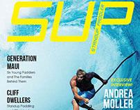 SUP Magazine Redesign