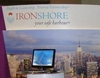 IRONSHORE - 10x20 Custom Exhibit