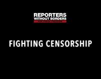 RWB Censorship Campaign