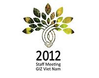 GIZ staff meetin' 2012