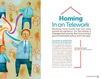 Homing In on Telework