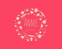 Annie Pastelería Logo
