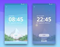 Activity App Design