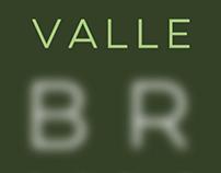 Misty Valley Wine Label